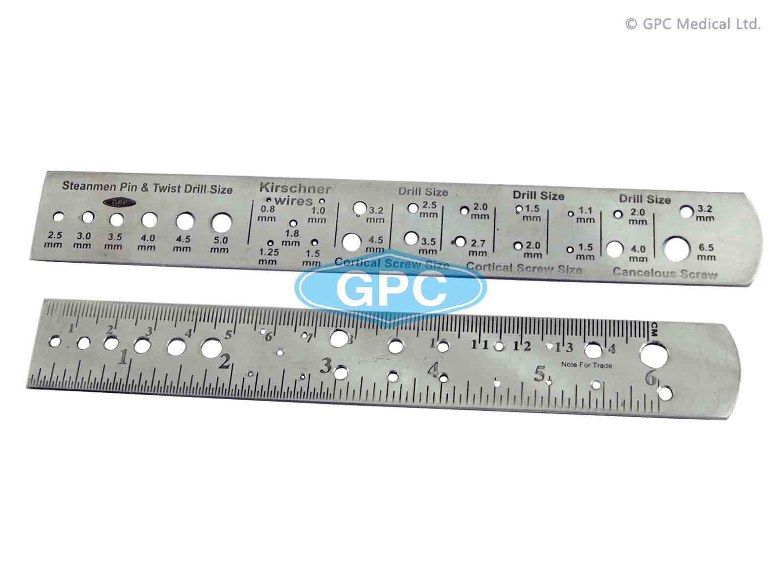 Gauge for Screw S.S.