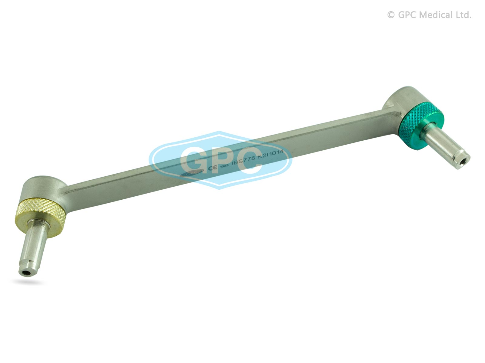Neutral and Loaded Drill Guide for 2.5mm